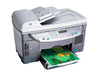 HP OfficeJet D125 Ink