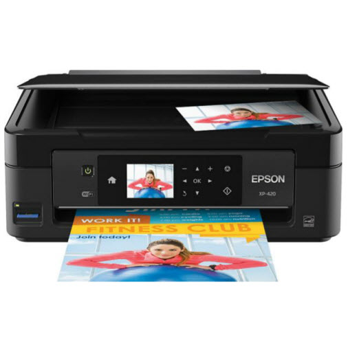 Epson Expression Home XP-420 Ink