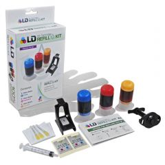 LD Ink Refill Kit for HP 57 Color