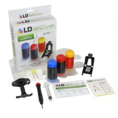 LD Color Ink Refill Kit For Canon CL-241 (5209B001)