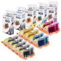 Canon i860 & Pixma iP4000 Compatible Ink Set of 11