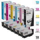 Remanufactured 277XL 6 Piece Set of Ink for Epson