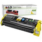 HP C9702A (121A) Yellow LD Remanufactured Toner