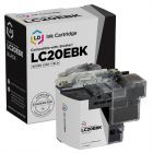 Compatible Brother LC20EBK Super HY Black Ink Cartridge