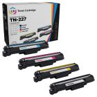 Compatible Brother TN-227 HY Set Of 4 Toners