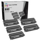 5 Pack Canon E40 High Yield Black Compatible Toner Cartridges