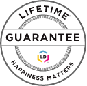 Lifetime Guarantee, Happiness Matters